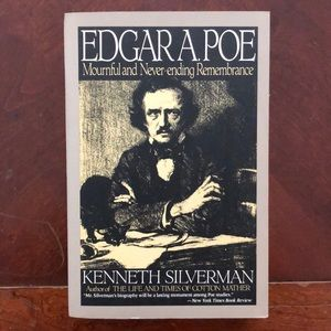 💚5for $25/ Edgar Allan Poe biography
